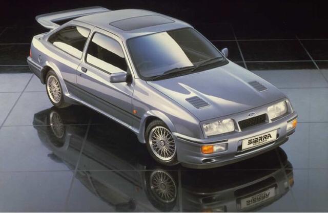 Escort Cosworth De Combustible Filtro OE Spec