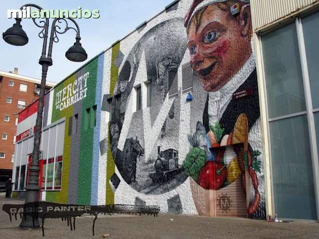 GRAFFITI MURAL DE CALIDAD - foto 5