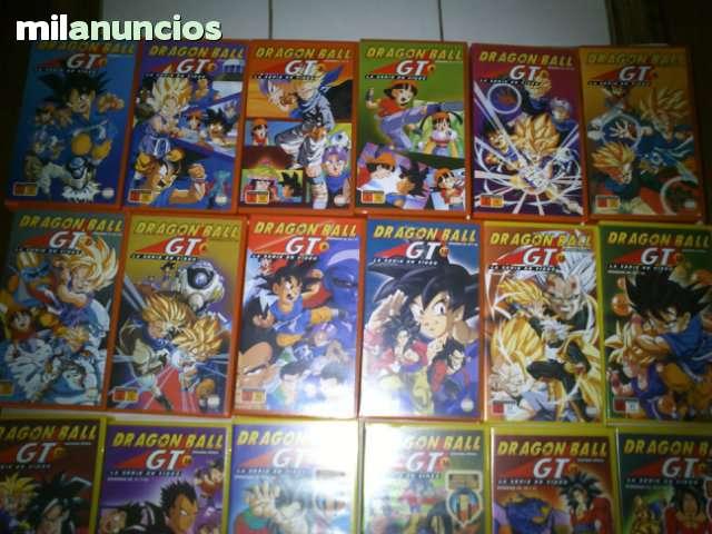 Vhs Dragon Ball Gt