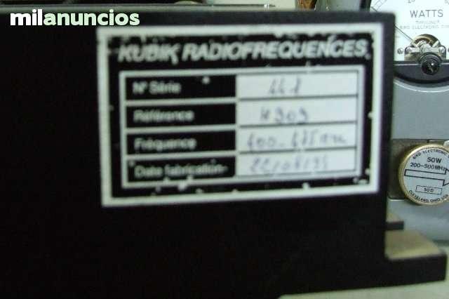 AMPLIFICADORES UHF 400/475  170 - foto 2