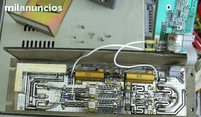 AMPLIFICADORES UHF 400/475  170 - foto 4