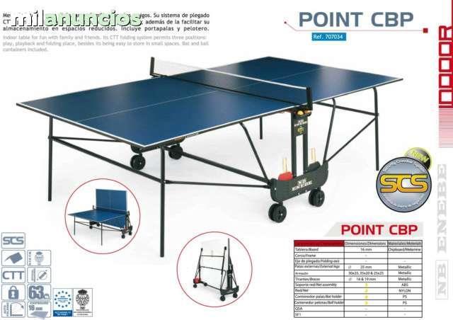 Mesa Ping Pong Point Cbp