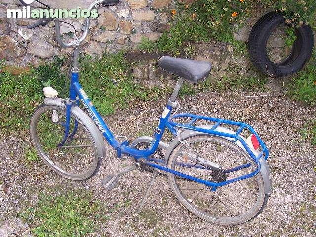 Bicicleta De Paseo Rabasa Derbi