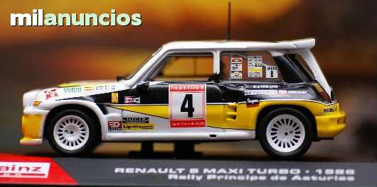 Renault 5 Maxi Turbo 1986 Rally Principe