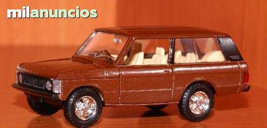 Range Rover Escala 1:43 De Solido