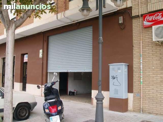 SE VENDE LOCAL COMERCIAL ALDAYA - foto 1