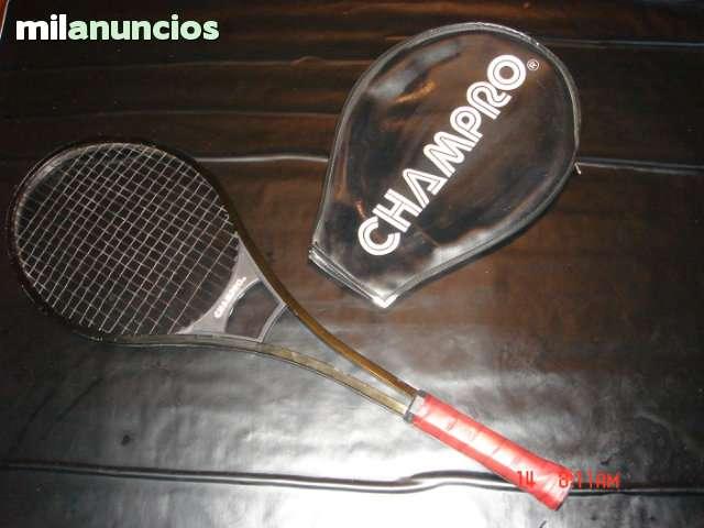 Raqueta Champro Vendo O Cambio