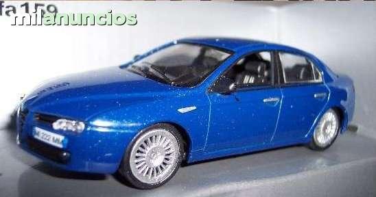 Alfa Romeo 159 Escala 1:43 De Mondomotor