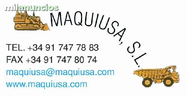 REPUESTOS MAQUINARIA OBRAS PÚBLICAS - foto 1