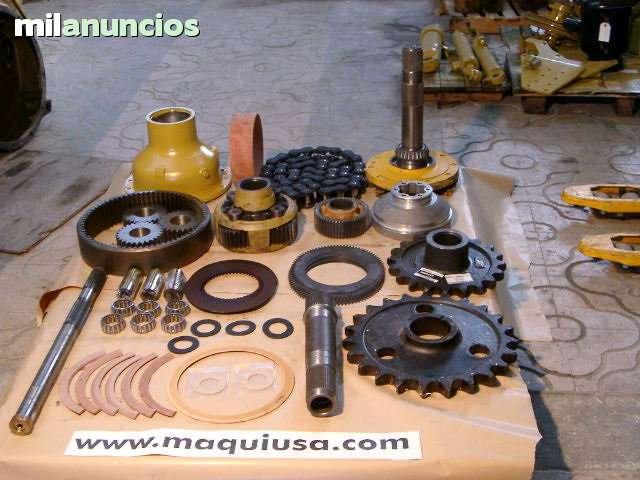 REPUESTOS MAQUINARIA OBRAS PÚBLICAS - foto 3