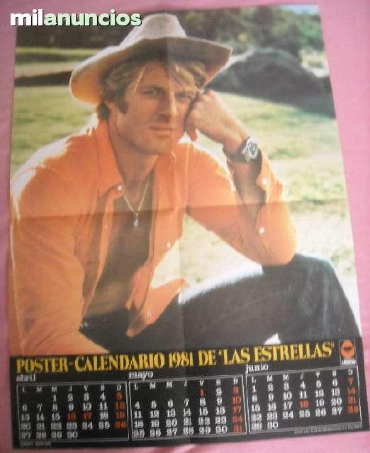 Poster Calendario