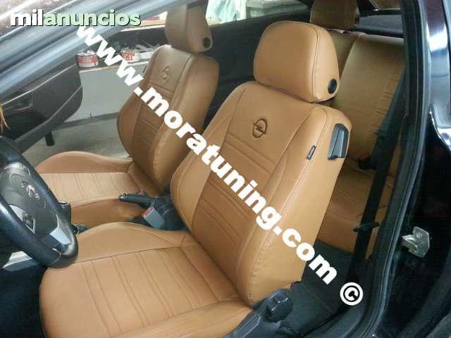 Fundas para asientos delantero per Opel Astra G