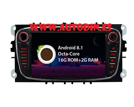RADIO GPS ANDROID FORD MONDEO(07-11) - foto 1
