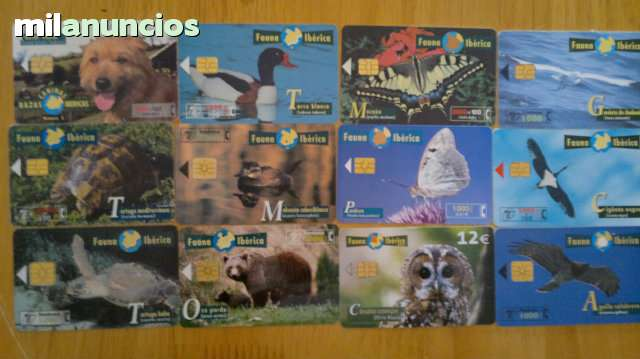 TARJETAS TELEFONICAS Y DE RECARGAS - foto 4