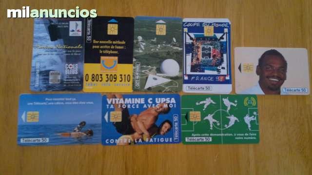 TARJETAS TELEFONICAS Y DE RECARGAS - foto 6