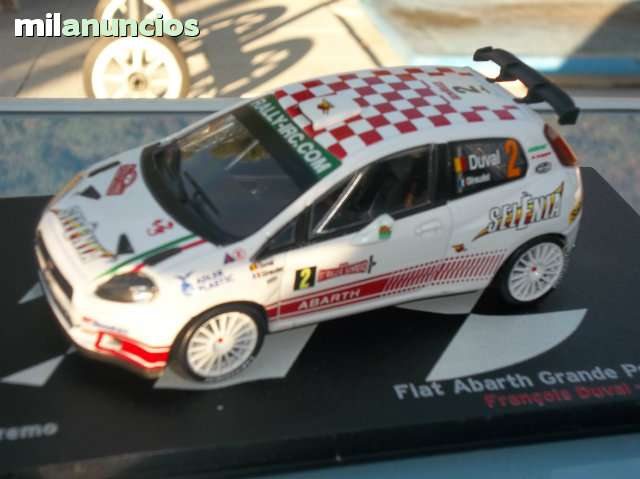 Fiat Abarth Grande Punto S2000 Rallye Sa