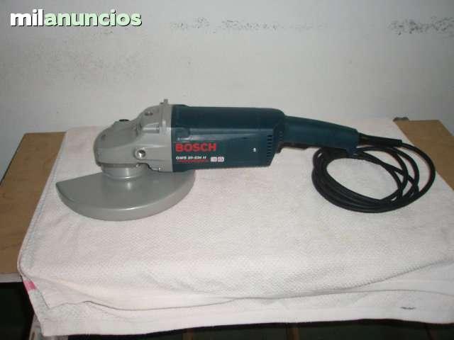 Radial Bosch Azul 230Mm Nueva