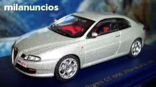Alfa Romeo Gt 1900 Jtdm Edicion Limitada