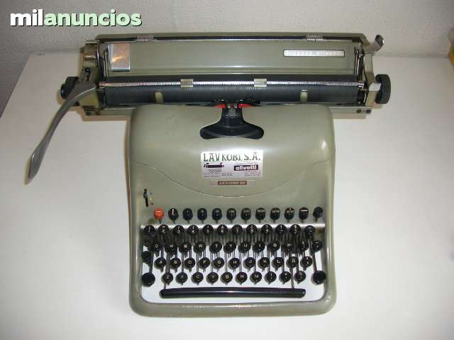 Olivetti Lexikon 80