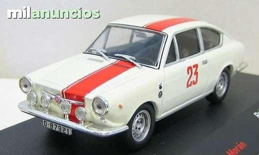 Seat 850 Coupe Rally De Oviedo 1967 Anto