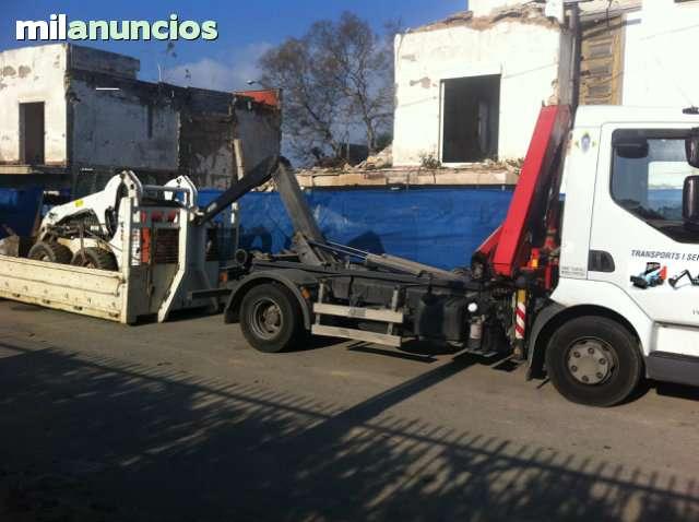 TRANS SERVICIO DE CONTENEDOR Y SACAS - foto 3