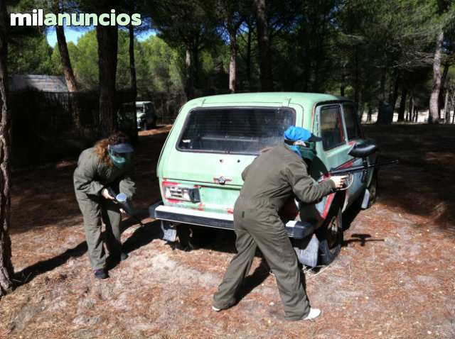 PAINTBALL DESTROYER - foto 1