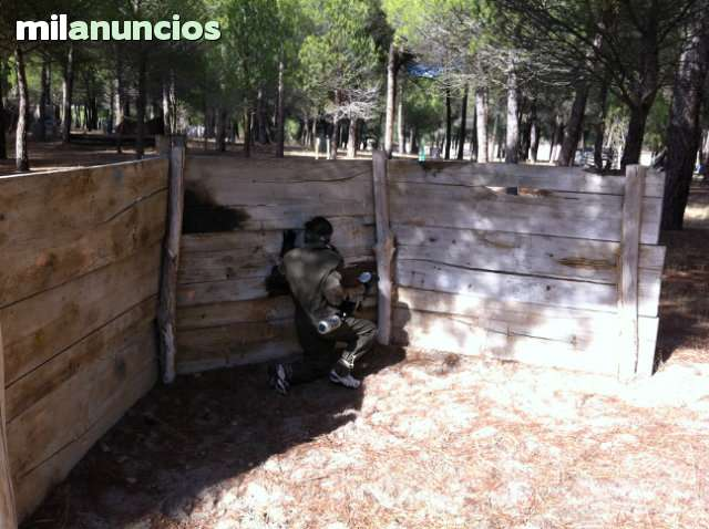 PAINTBALL DESTROYER - foto 2