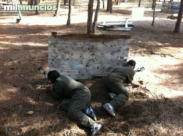 PAINTBALL DESTROYER - foto 3