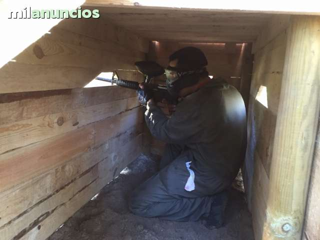 PAINTBALL DESTROYER - foto 7