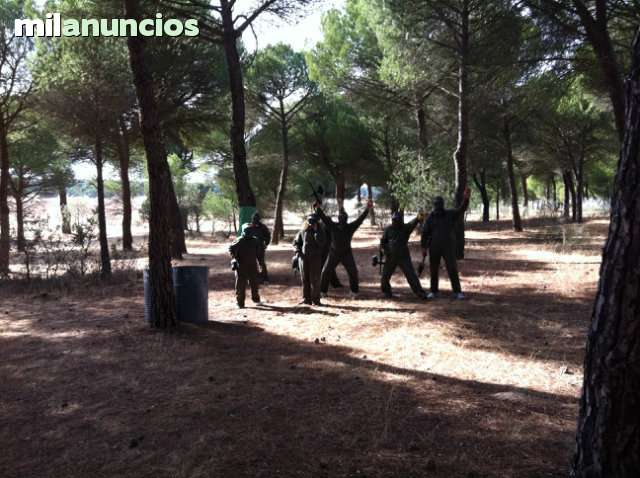 PAINTBALL DESTROYER - foto 5