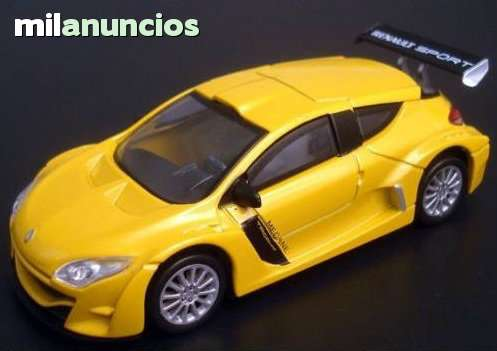 Renault Megane Trophy Escala 1:43 De Mon