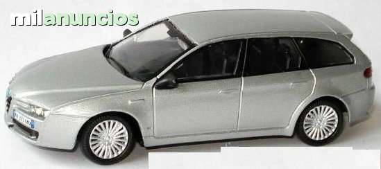Alfa Romeo 159 Sport Wagon Escala 1:43 D
