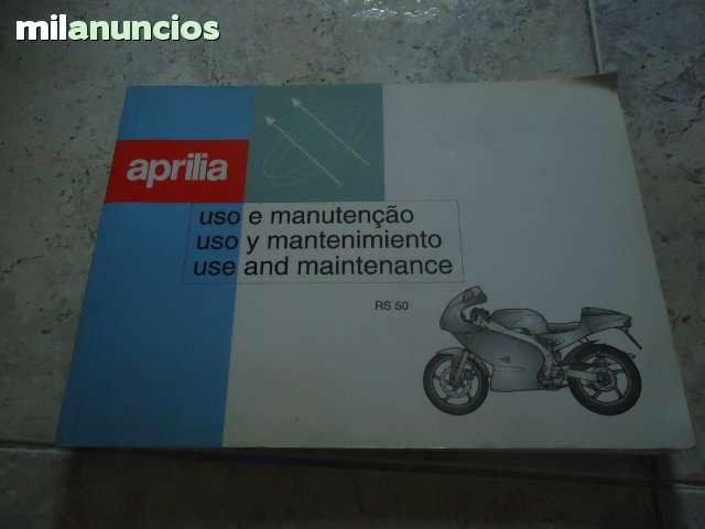 MANUAL APRILIA RS 50 99 - foto 1