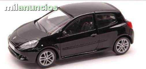 Renault Clio Rs Escala 1:43 De Mondomoto