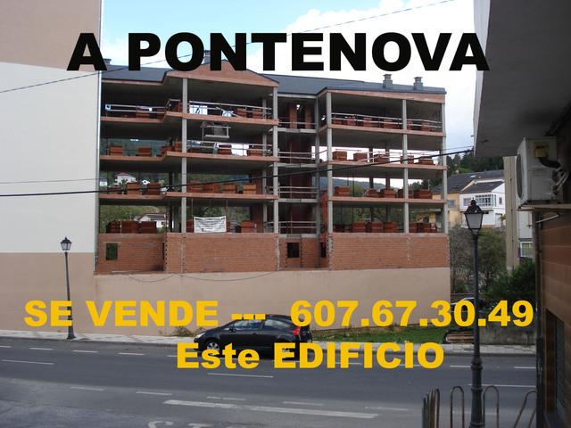 VENDO EDIFICIO - A PONTENOVA - foto 1