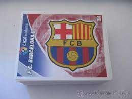 Cromos Futbol Liga Este 2012/2013