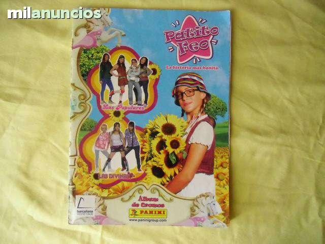 Album De Cromos De Patito Feo