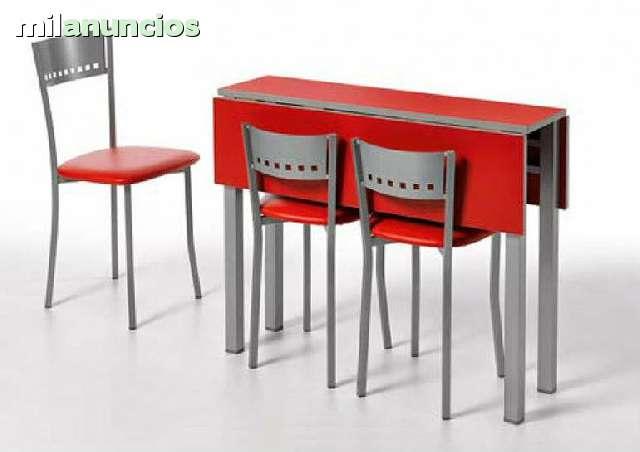 MIL ANUNCIOS.COM - Mesas y sillas de cocina
