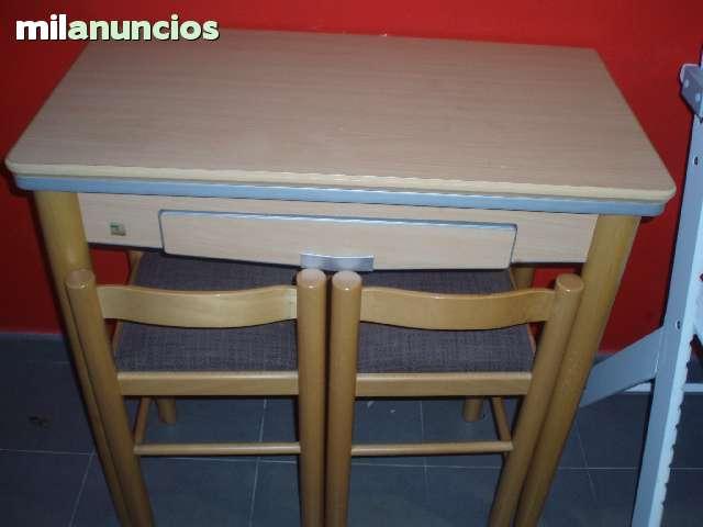 Mesas De Cocina Milanuncios.Mesa Cocina Plegable