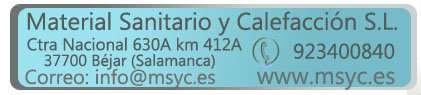 MATERIAL SANITARIO Y CALEFACCIÓN, S. L.  - foto 1