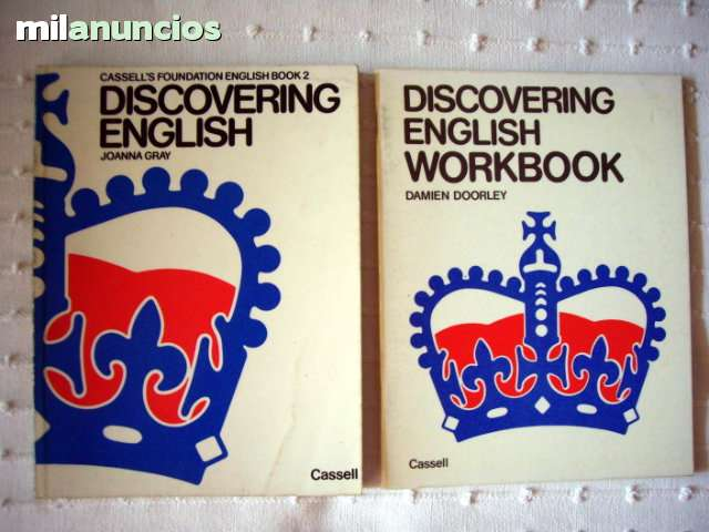 LIBROS DE INGLÉS  DISCOVERING ENGLISH - foto 1