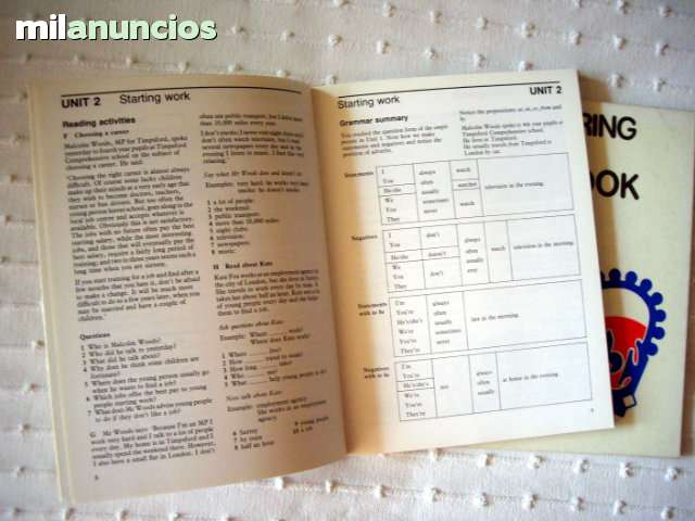 LIBROS DE INGLÉS  DISCOVERING ENGLISH - foto 2