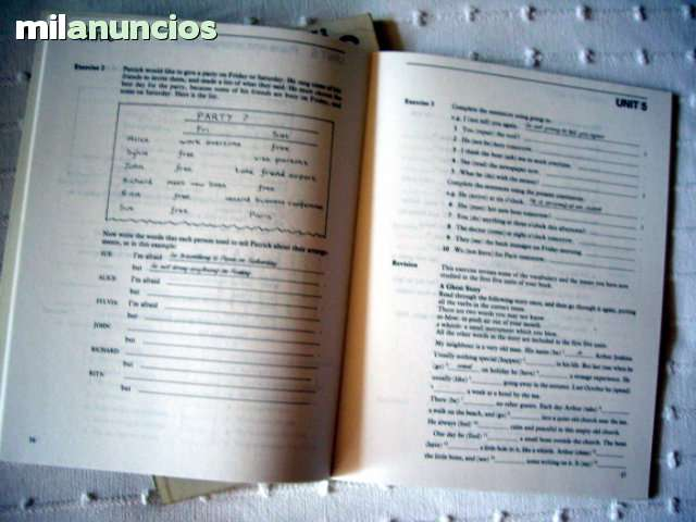 LIBROS DE INGLÉS  DISCOVERING ENGLISH - foto 3