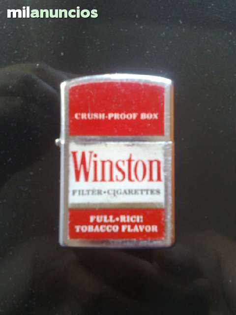 Mechero Winston