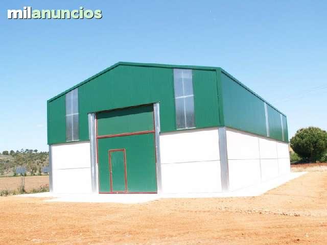 PROYECTOS DE NAVES APEROS - foto 1