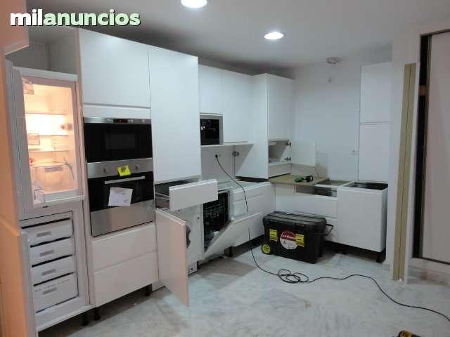 MIL ANUNCIOS.COM - Ikea montaje cocinas leroy merlin