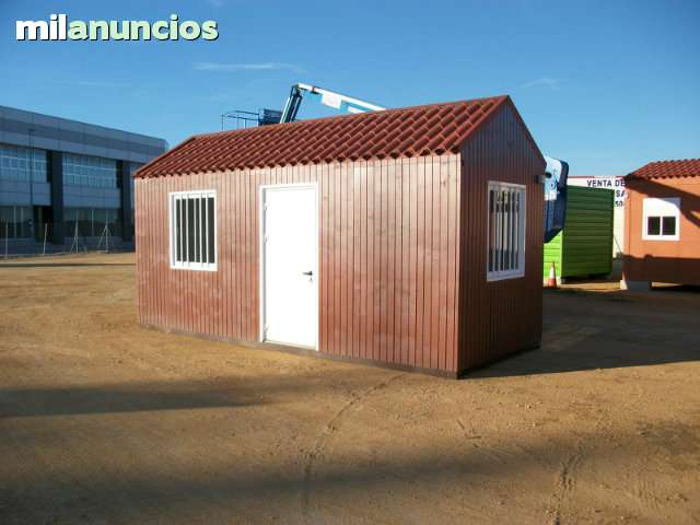 Mil Anuncios Com Modulos Prefabricados Casas