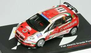 Fiat Abarth Grande Punto S2000 Rallye De