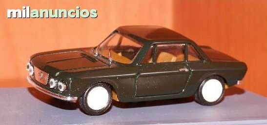 Lancia Fulvia Escala 1:43 De Progettok E