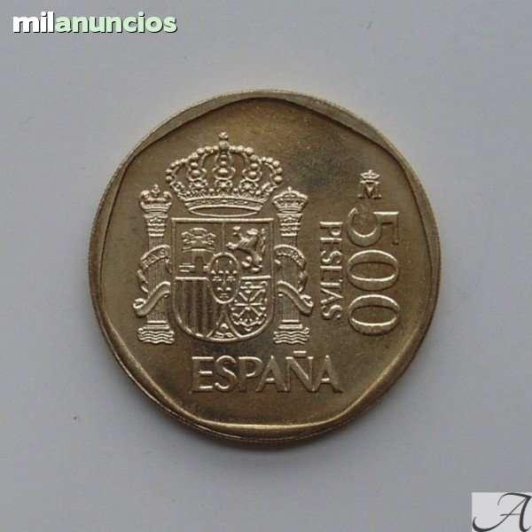 السعر 200 100 Dolar: MONEDAS DE 500,200 Y 100 PESETAS